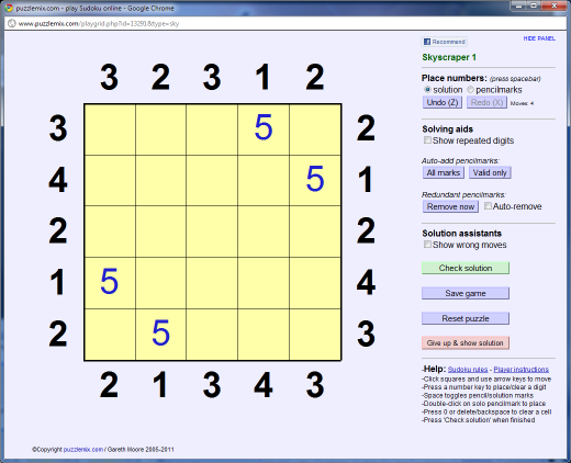 how to solve sudoku using math